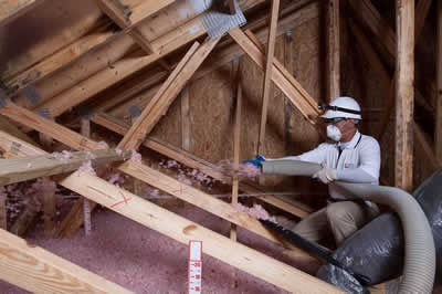 Insulation for Energy Rebates