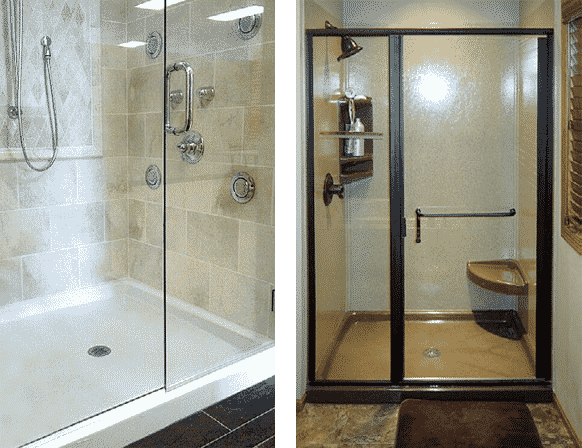 Walk-In Shower for Accessible Bathing