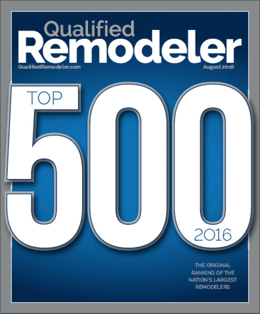 HCR Named to Top 500 List