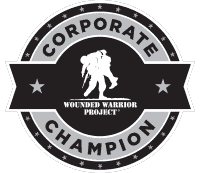 Corporate Champion Wounded Warrior Project