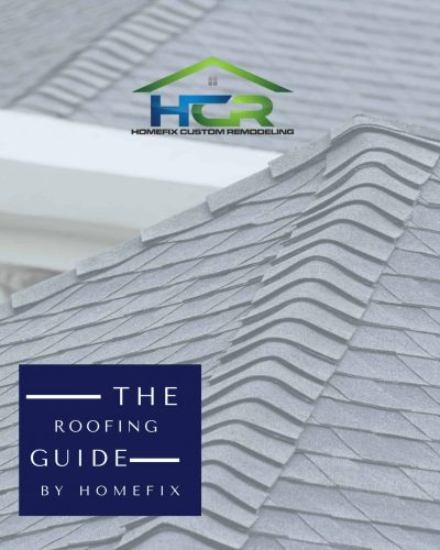 Picture of the Roofing Guide by Homefix
